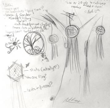 Evolution alpha test- concept for Team Gondor by NekoMarik
