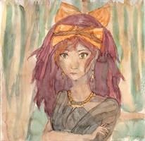 Witch-Woman by NekoMarik