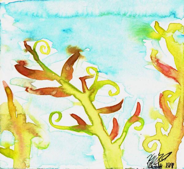 WWM Day 12 - testing Chinese paintbrushes by NekoMarik