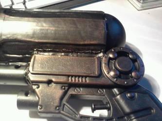 Harley Quinn Gun by zaranoias