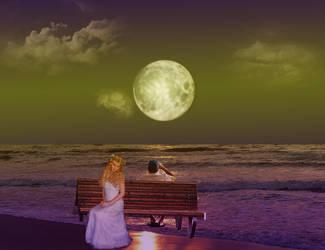 Moon Night by speedup42001