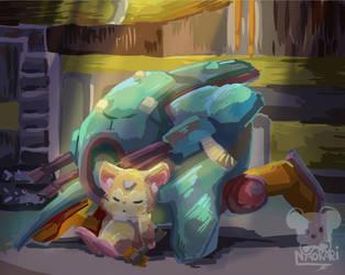 Hammond by Naokarii