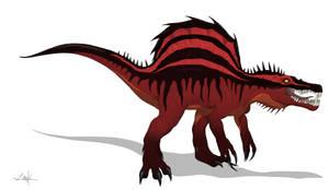 Spinosaurus by KrumpZero
