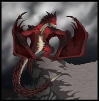 Crimson Landing by KrumpZero