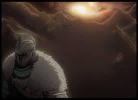 Dark Souls II- Beyond Death by KrumpZero