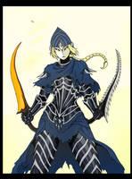 Dark Souls - Ciaran by KrumpZero