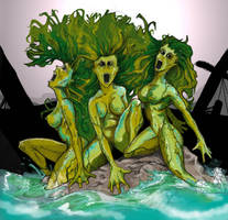 Sirens by THESELFCENTRE
