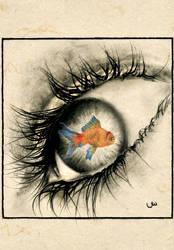 Ocean Eyes by VanessaWeuffel