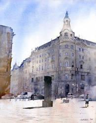 Vienna after... by GreeGW