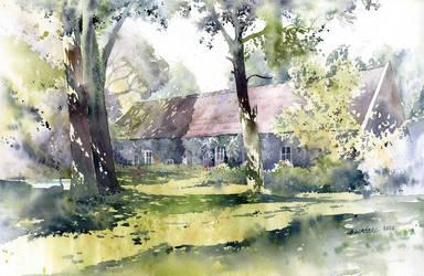 St. Polten by GreeGW