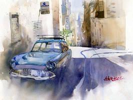 Somewhere in Malta by GreeGW