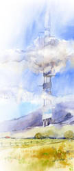 Mistic Tower by GreeGW