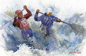 Aqua warriors by GreeGW