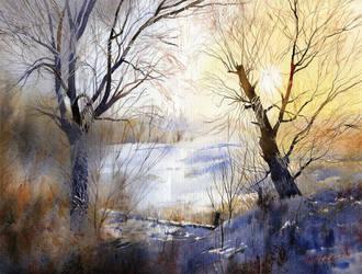Winter_days_2 by GreeGW
