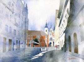 Praha by GreeGW