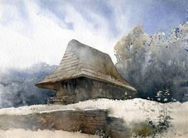 Cottage by GreeGW