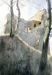Ruins by GreeGW