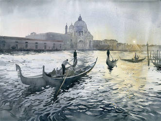 Venice by GreeGW