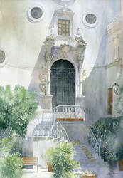 Portal from Cefalu by GreeGW