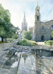 Grzybowski Plaza Warsaw by GreeGW