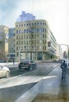 Jasna Center in Warsaw by GreeGW