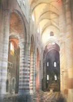 Brioude Basilique St. Julien by GreeGW