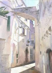 Lost ways in Cisternino by GreeGW