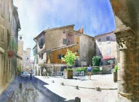 Brioude Mirandelle France by GreeGW