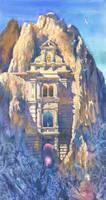 House-O-Mountain 1 by GreeGW