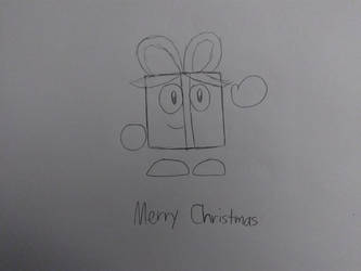 Merry Christmas from Gifty by Vincent-Rocchio