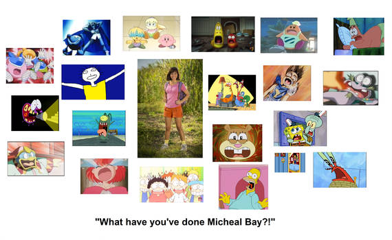 Everyone's Reaction to the Live-Action Dora Movie by Vincent-Rocchio