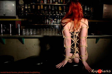 Hard Liquor by ropemarks