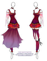 Customized Request for Sephis-Dolls by LunarBerry