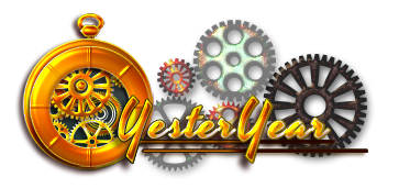 YesterYear Logo/Banner by LunarBerry