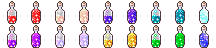 Icons: Sparkly Potions by LunarBerry