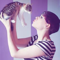 hello kitty by vennecto