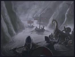 Sea Raiders are coming by Merlkir