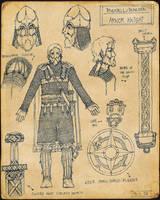 Knight of Arnor by Merlkir