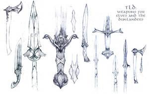 TLD: weapon designs by Merlkir