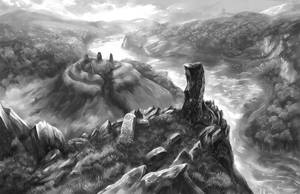 Cthulhu: Somerset by Merlkir