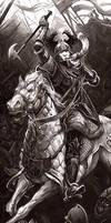 DrDII: Warrior by Merlkir