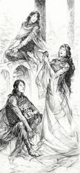 Hobbit Tales: Many Meetings by Merlkir