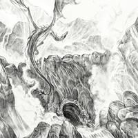 Hobbit Tales: Deep Lair by Merlkir