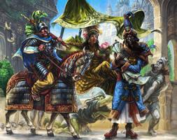 GtG: 06 - Castes of the Malkioni by Merlkir