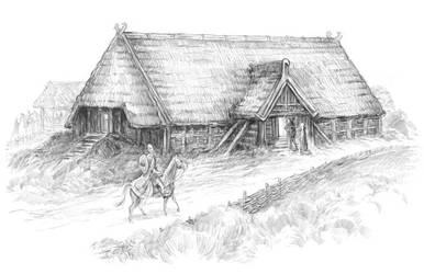TOR: Speckled Roan Inn by Merlkir