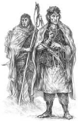 TOR: Agents of Mordor by Merlkir