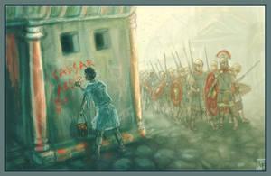 Caesar absit by Merlkir