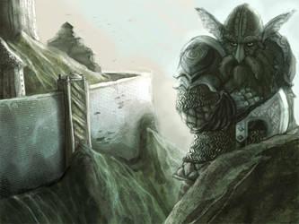 Dwarves by Merlkir