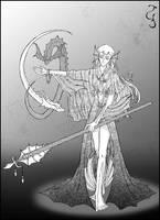 Noble Princess of the Sea by Fenrisfang