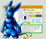 Pokemon Kiro by Fenrisfang
